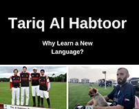 Tariq Al Habtoor -Studies