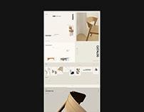 Muuto - Website