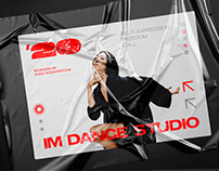 1 Million Dance Studio — Website Redesign