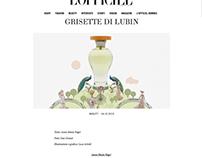 L'Officiel Italia - Digital Illustrations