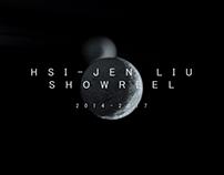 Hsi Jen Liu / Showreel 14-17
