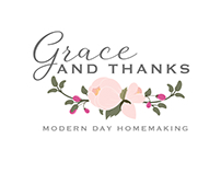 Grace and Thanks - Logo Design