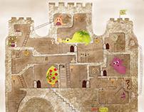 гра-замок