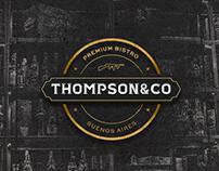 Thompson Premium Bistro/ BsAs