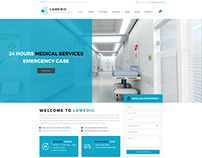 Lamadic - Health & Medical HTML Template