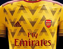 Arsenal x Adidas: Concept Kits 2019-20