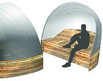 Micro architecture design - Les Pausosphères
