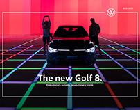 VolksWagen Golf8