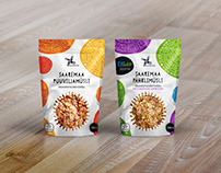 Muesli package