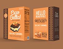 Ciao Bella Gelato Rebrand