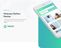 Trivive - Find your Perfect Travel Partner