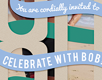 BOB (Birthday party invitation)