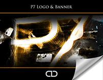 P7 | YT Background & Logo