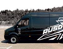 Van design (Ruso team)