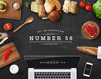 No. 56 Branding