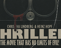 Thriller movie poster