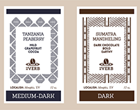 ReVerb Coffee Labels