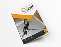 AKEM Brochure & Catalog Design