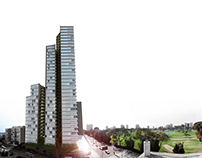 Residential Towers in Lima