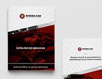 Rivera Car — Desarrollo de Identidad.