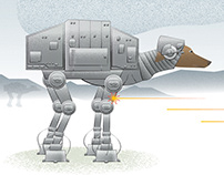 AT-AT Dog (May All Fours Be with You!)