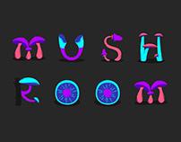 Mushroom - 36 Days of Type