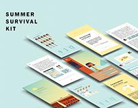Summer Survival Kit App
