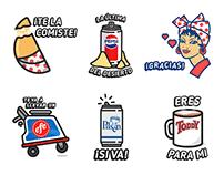 Dilo Como Quieres - Stickers