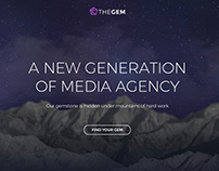 Media Agency - TheGem Theme