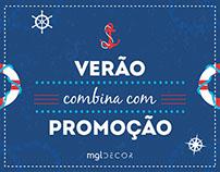 mglDECOR   Campanha Verão