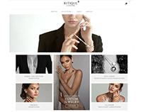 Ritique by Ritika Atwal - E-Commerce Website