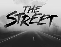 The Street - font