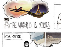 GuardianWitness #OpenComics - The World Is Yours