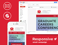 LSST Graduate Careers Conference - email campaign