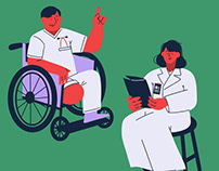 Doctors with Disabilities