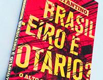 Brasileiro é otário? | Rodrigo Constantino - Book Cover