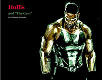 "Hollis and ""The Gym"" - Book Project"