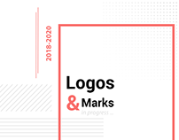 Logos and marks 2018-2020 - in progress