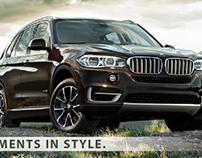 BMW Brochure: Designer