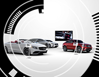 Mercedes Benz Showroom App