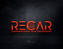 Recar International Logo Tasarımı