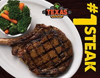 Texas Roadhouse Great Steak