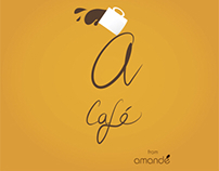 A cafe from amande
