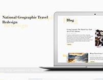 Nat Geo Redesign