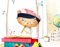 """إقرأ . إحلم . إبتكر"" UAEBBY Storytelling Animation"