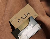 Casa Rebrand proposal