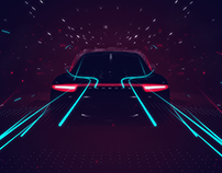 Porsche BlackBox – WebGL Experience