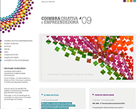 Coimbra Criativa e Empreendedora 2009