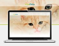 Website - Vital Pets