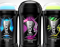 3D AXE Peace Deodorant Stick